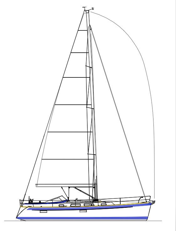 Halberg Rassey 412