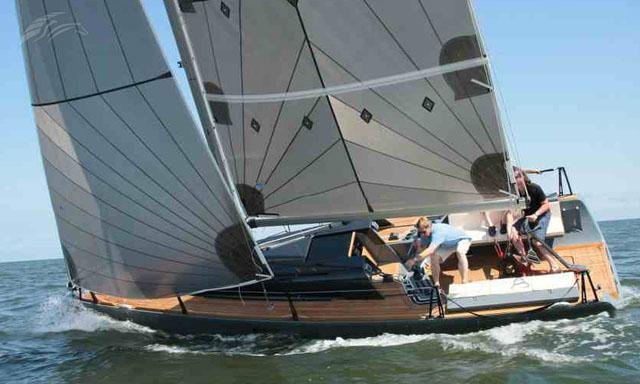 Huzar 28: Hot yachts at Southampton