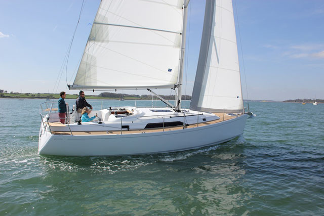 GT35: comfortable quality cruiser