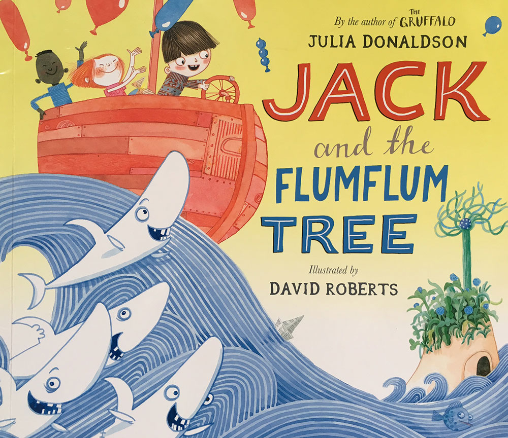 Jack and the Flumflum Tree is a wonderfully written book.