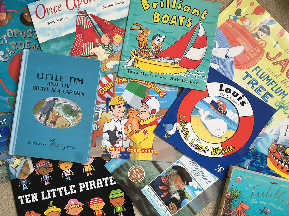 25 best boating books for children