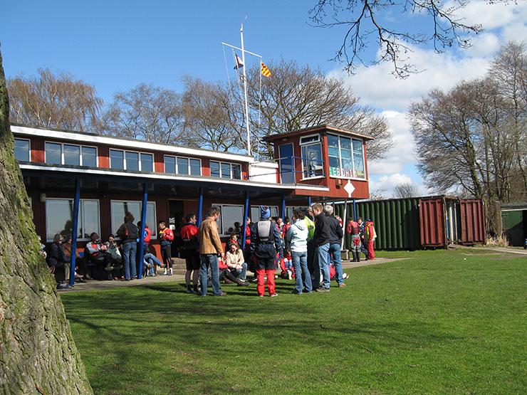 Budworth Sailing Club