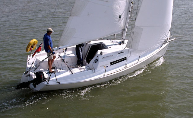 Choosing your first yacht