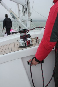 Push-button sailing – Discovery 55 MkII