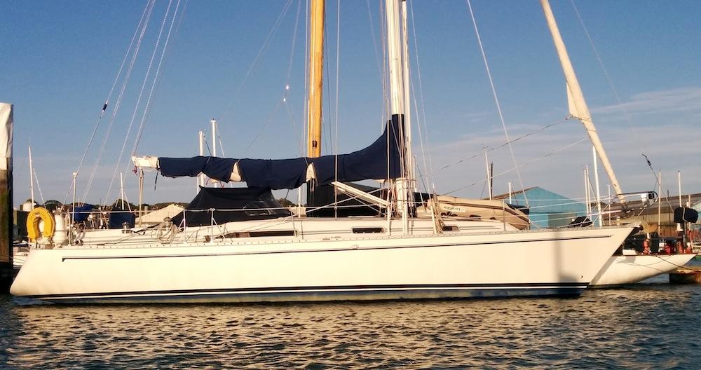Sadler Starlight 39 –short-handed sailing