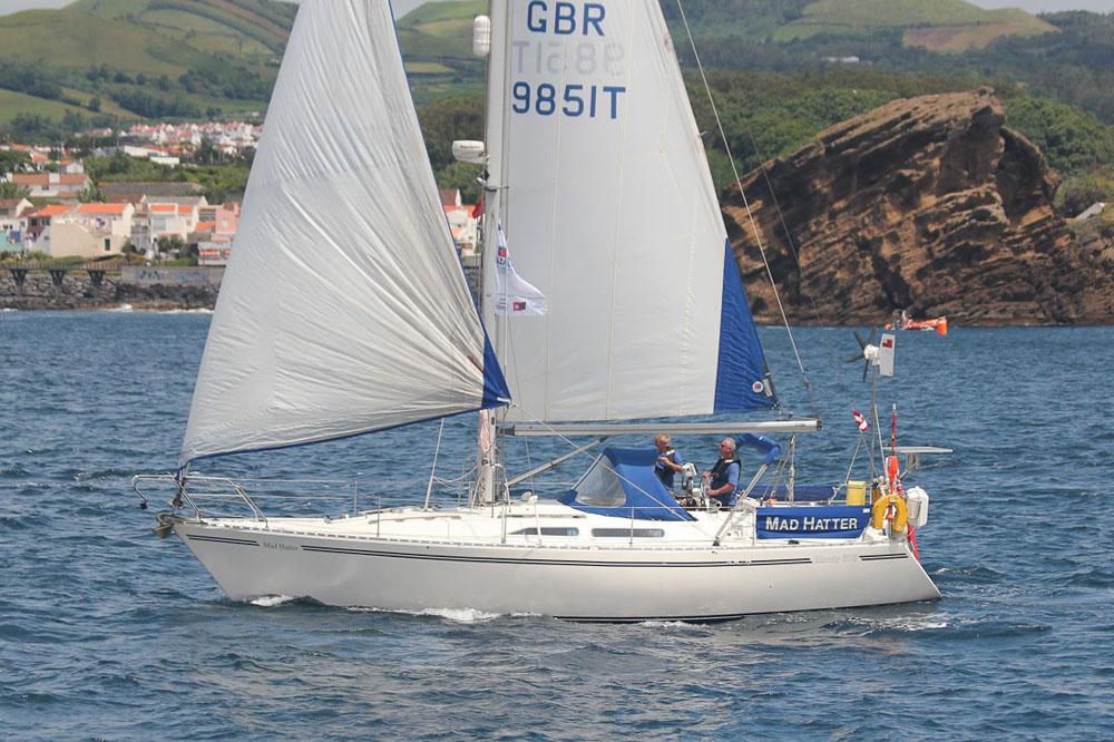 Moody 37 / 376: shoal draught yachts