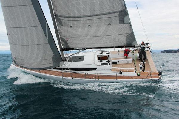 Easier sail handling: furling headsails