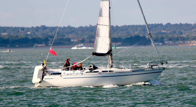 Your first yacht: 35-40ft range