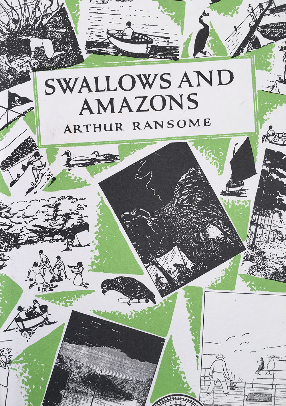 Swallows and Amazons is a great read for children and adults alike.