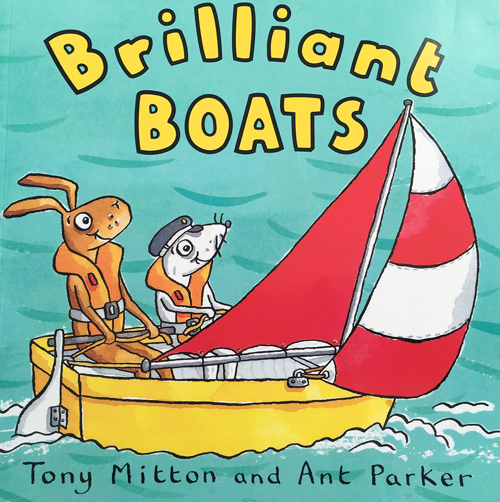Brilliant Boats is both simple and engaging.