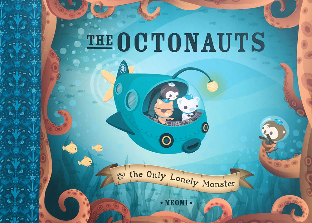 The Octonauts are a big hit.