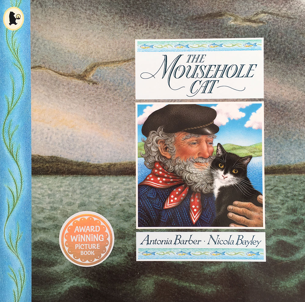 The Mousehole cat has stunning illustrations and a lovely heart-warming story.