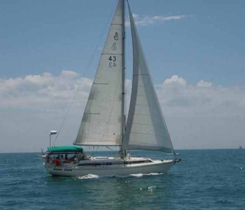 Six yachts à voile pas chers pour vos futures croisières