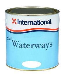 Inland waterways antifouling