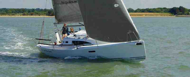 J/97 Evolution: Hot yachts at Southampton