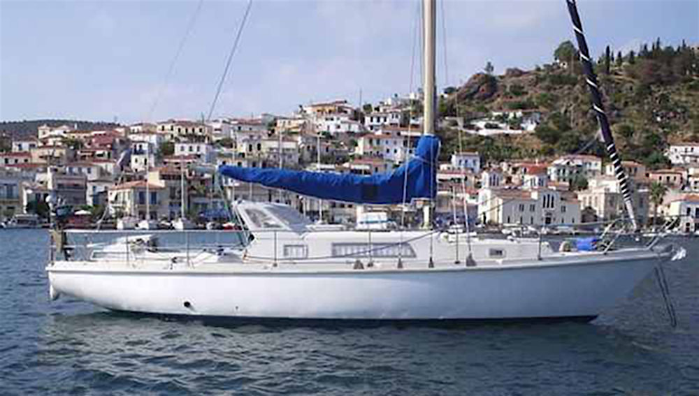 Kirk 36: four of the best Amel yachts