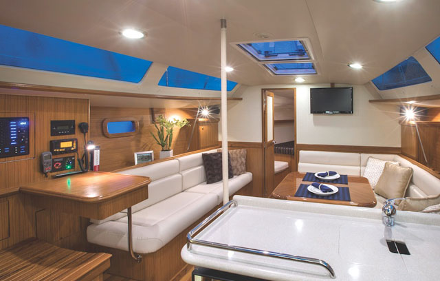 Legend 37: new yachts at London Boat Show 2015