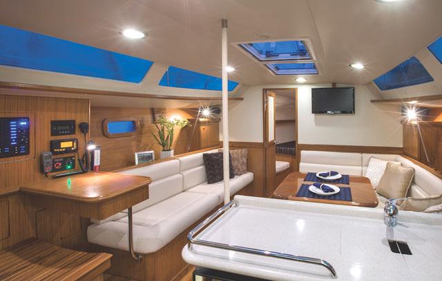 Legend 37: Hot yachts at Southampton