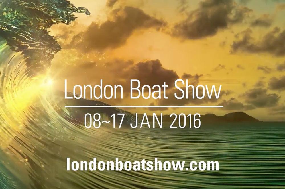 London Boat Show – UK powerboat debuts