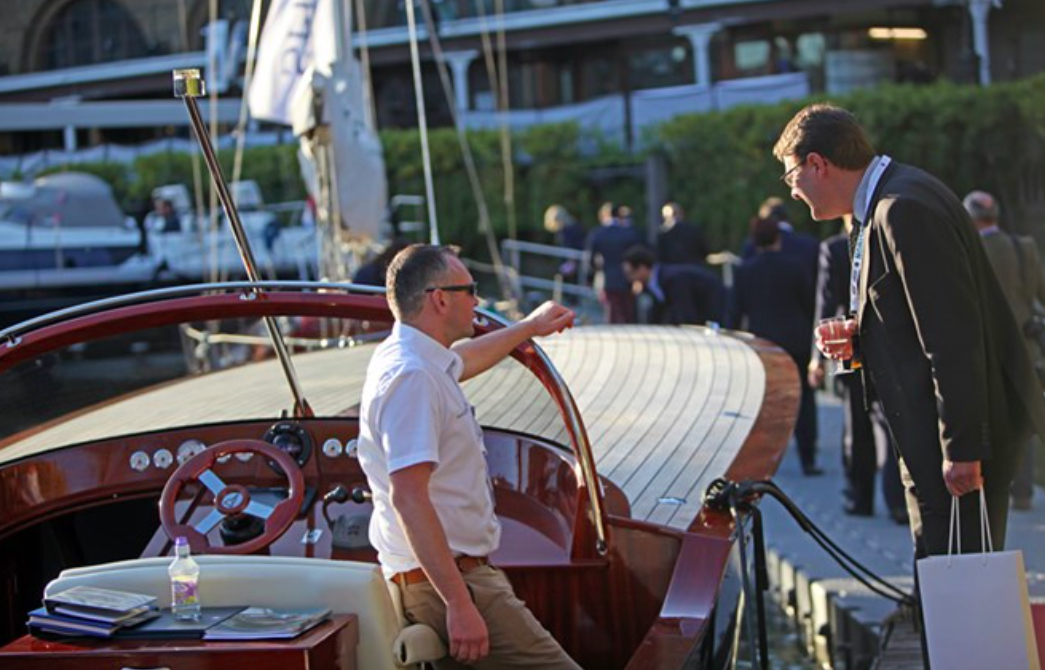 Central London's luxury boat, car and lifestyle show is set to expand in 2017.