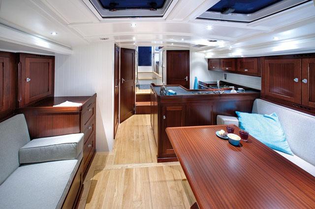 Bestewind 50 interior