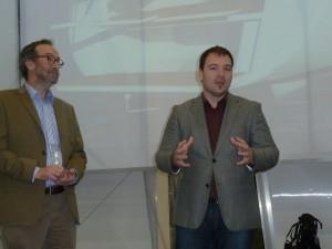 Luke Kepec and Rob Humphreys