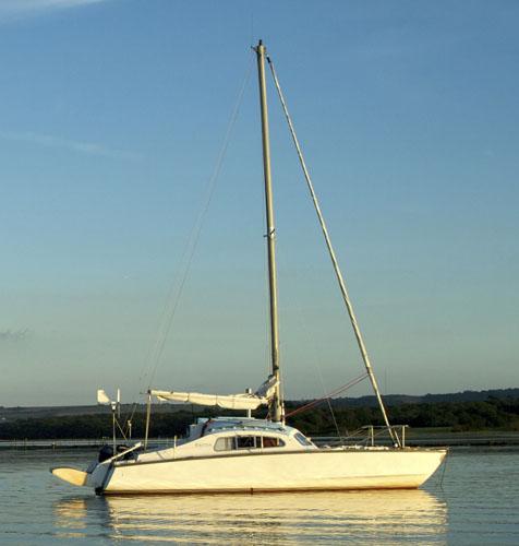 Iroquois – comfy catamarans