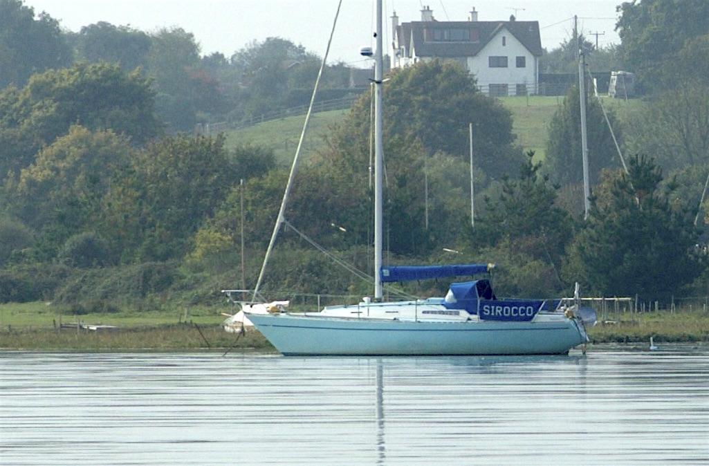 Sadler 32: best first sailing yachts