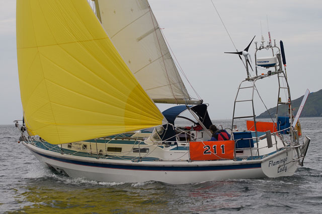Westerly 33: Centre cockpit cruising yachts