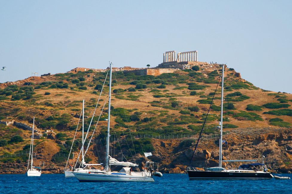 Sounio – Greek yacht charter guide