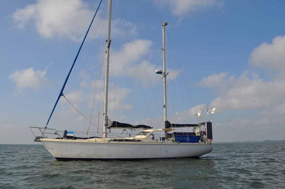 Amel Maramu 46: four of the best Amel cruising yachts