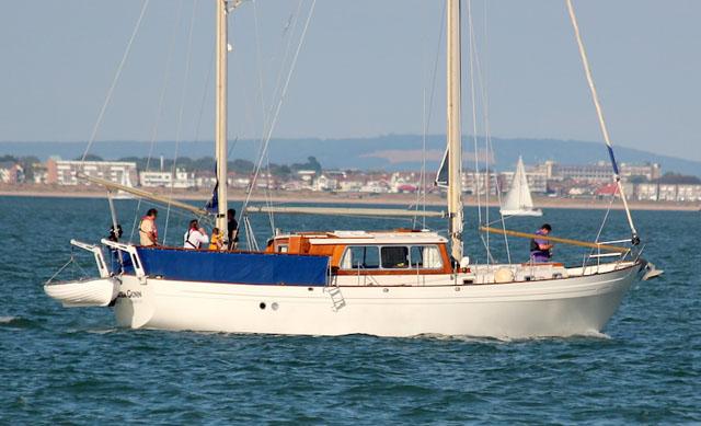 Moody Carbineer 44 : 5 of the best motor sailers