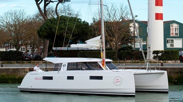 Nautitech 40: new yachts at London Boat Show 2015