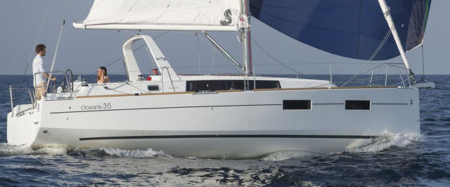 Under sail: Beneteau Oceanis 35 review