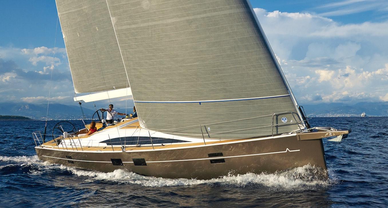 Performance cruisers Azuree 46