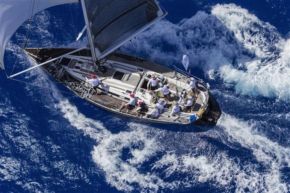 Performance cruisers Swan 44
