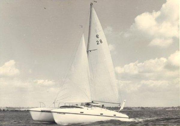 Pelican - Prout 45 Ocean Ranger under sail