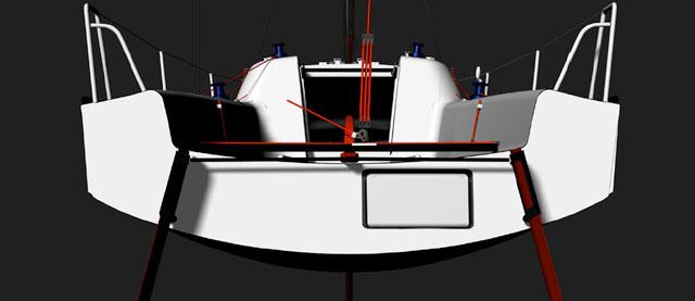 Seascape plans 27-foot cruiser-racer - boats.com
