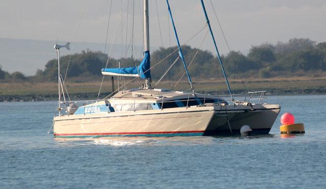 Prout Snowgoose – comfy catamarans