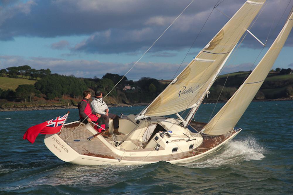 Classic boats: Rustler 33