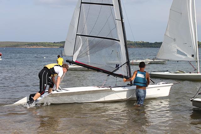 Sailing holiday at Minorca Sailing