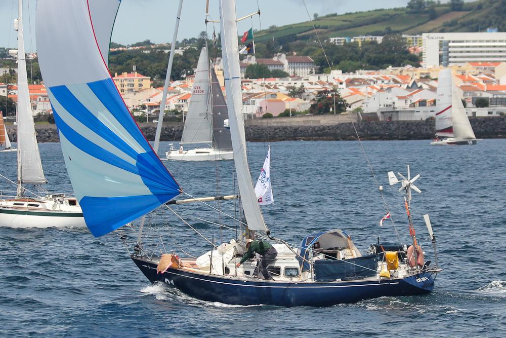 S&S 35 classic boat