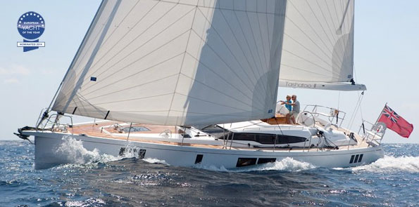Gunfleet 58 debuts at Southampton Boat Show