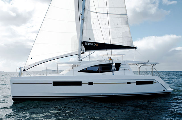 Cannes debut for Leopard 48 and Flashcat 47