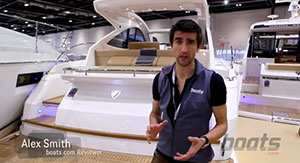 Fairline 48 video