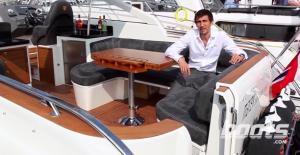 Marex 350 Cabriolet video: first look