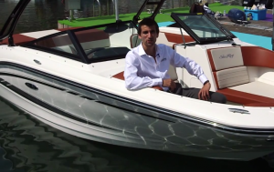 Sea Ray 19 SPX video: first look