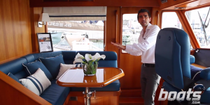 Fleming 58 motor yacht: first look video
