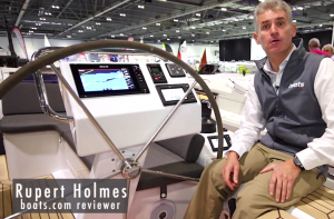Hanse 455 video: first look aboard