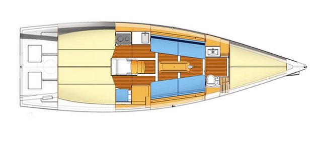 XP-33 layout